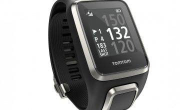 Fancy getting your hands on a brand new Tom Tom Golfer 2 GPS watch?