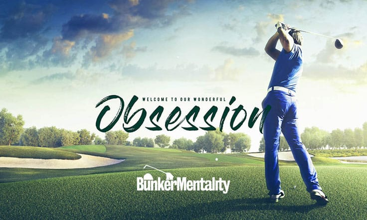 win a bunker mentality golf shirt