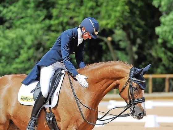 Win a lesson with grand prix dressage rider