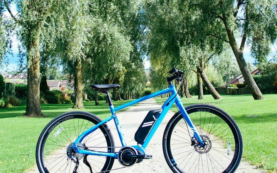 win a raleigh e-bike