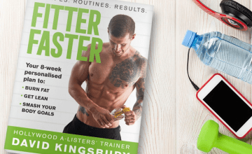 Win a London hotel stay plus a copy of Fitter Faster