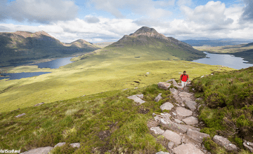 win 7 day walking holiday