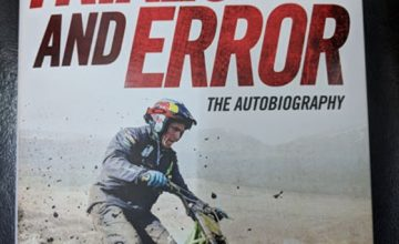 Win a copy of Trials And Error by Dougie Lampkin