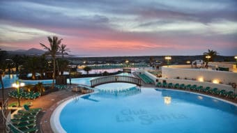 WIN! An activity holiday in Lanzarote worth £1500