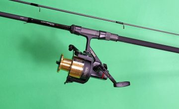 WIN A DAIWA LONGBOW DF X45 FLOATER SPECIAL ROD & SS2600 REEL!