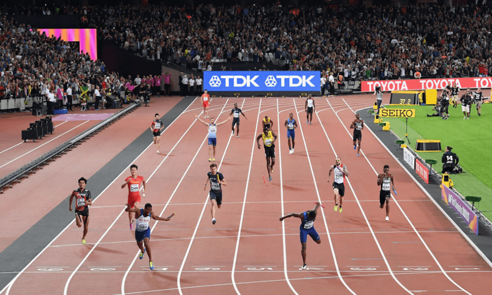 Win the trip of a lifetime to the Doha 2019 IAAF World Championships