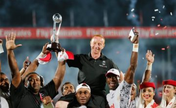 Win the fantastic new book on Fiji Sevens by Ben Ryan