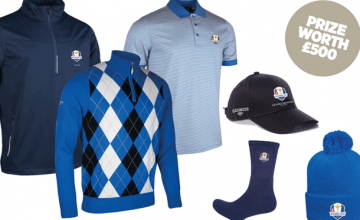 win a Ryder Cup golf outfit