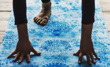 win a blisscloud yoga mat