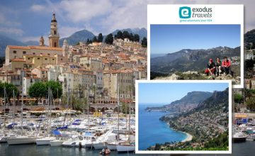 win a french walking holiday