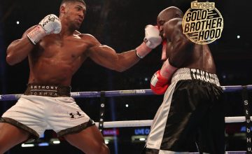win tickets to anthomy joshua fights