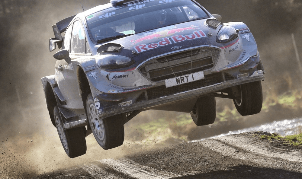 win weekend tickets to welsh rally