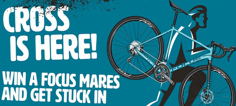 win a focus mares bike