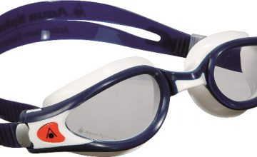 WIN swimming goggles, cap and a branded bag!