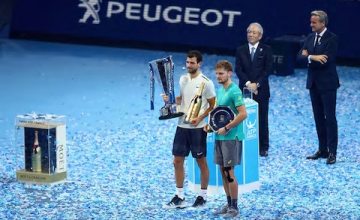 Win a pair of tickets to the ATP World Tour Finals